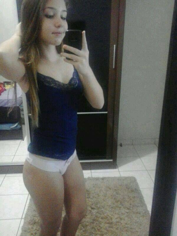 Novinhas de pijama fotos amadoras