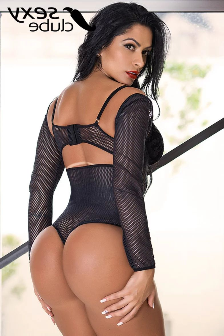 Ellen Santana Miss Bumbum 2018 pelada, ensaio sensual