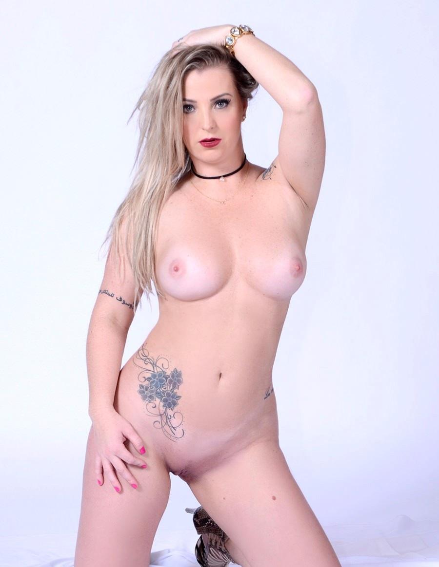 Milena Santos Fotos Nua e Pelada
